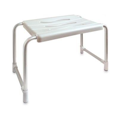 Better Bath Bench in White