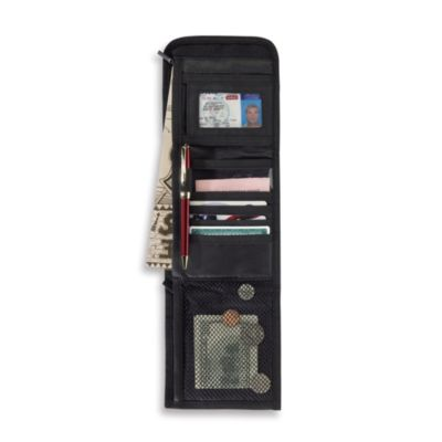 LC Industries RFID Folding Travel Wallet