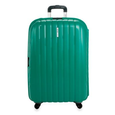 DELSEY Helium Colours 30-Inch Spinner Hardside Luggage in Green