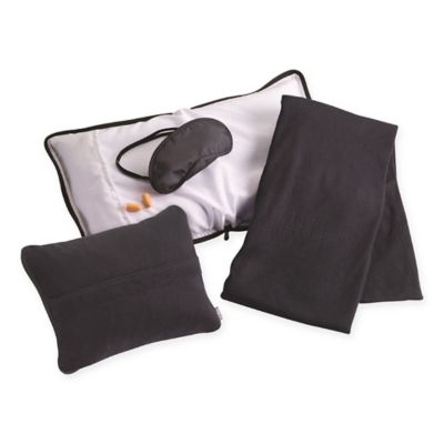 Comfort Travel Pillow and Blanket
