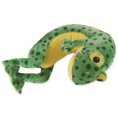 L.C. Industries Frog Neck Support Pillow