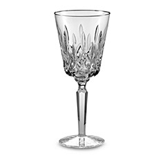 Waterford® Lismore Platinum 8-Ounce Goblet
