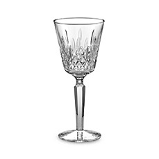 Waterford® Lismore Platinum 4-Ounce Wine Glass