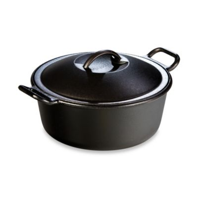 Lodge 7-Quart Dutch Oven