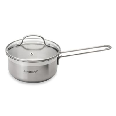 BergHOFF® Bistro 1.4-Quart Covered Saucepot