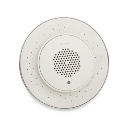 Moxie Showerhead with Bluetooth Speaker