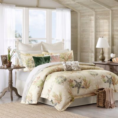 Harbor House™ Summer Beach Quilted European Pillow Sham