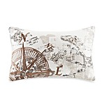 Harbor House™ Summer Beach Oblong Toss Pillow