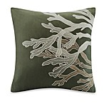 Harbor House™ Summer Beach Sea Plant Square Toss Pillow