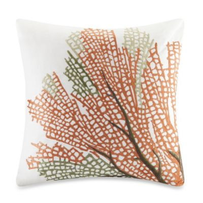 Harbor House™ Summer Beach Square Toss Pillow