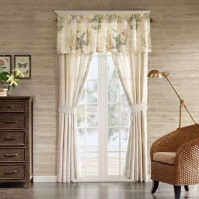 Harbor House™ Summer Beach Window Valance