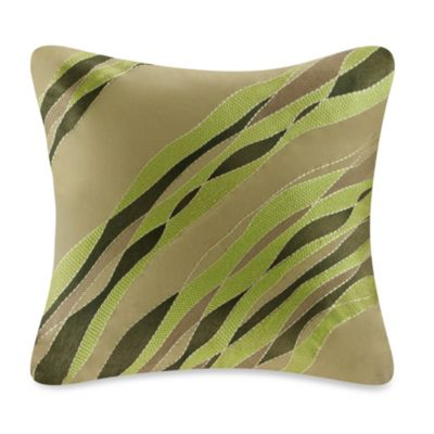 Harbor House™ Eternity Square Toss Pillow in Sage