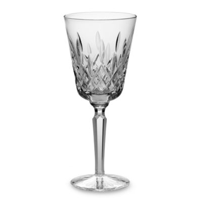 Waterford® Lismore Tall 8-Ounce Goblet