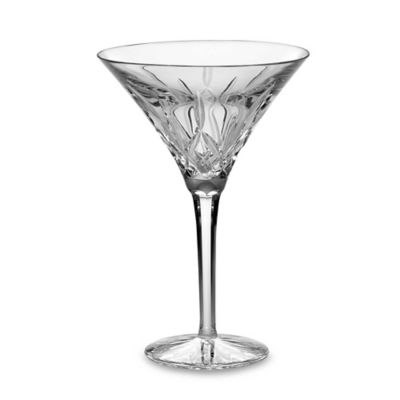 Waterford® Lismore Tall 5-Ounce Martini (Set of 2)