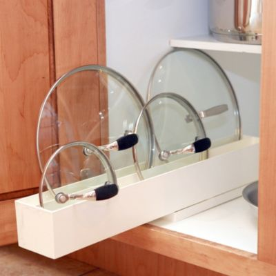 Lid Organizer Kitchen