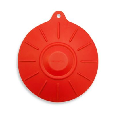 SiliconeZone® Suction Pad in Red