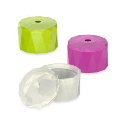 SiliconeZone® Small Diamond Ice Mold Set