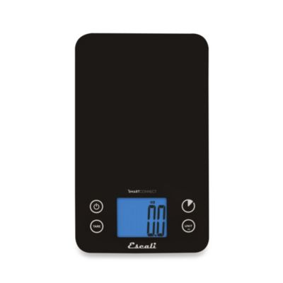 Escali® SmartConnect™ Kitchen Food Scale
