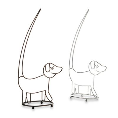 Taymor® Walking Dog Toilet Tissue Holder