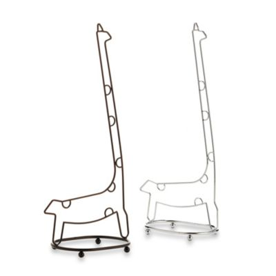 Taymor® Giraffe Toilet Paper Holder in Chrome