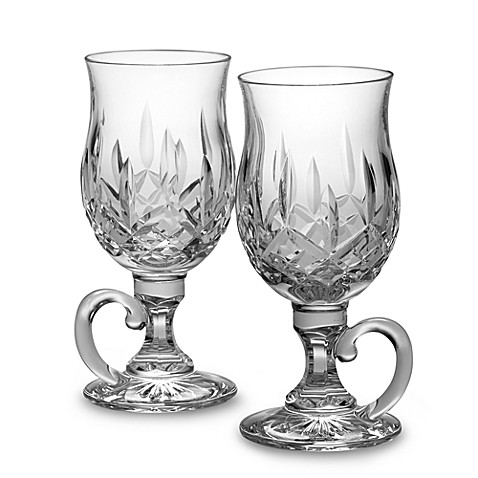 Waterford® Lismore 8-Ounce Irish Coffee (Set of 2)