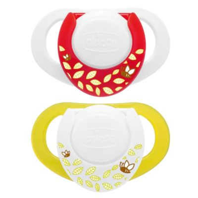 NaturalFit™ Deco Orthodontic Pacifier in Neutral
