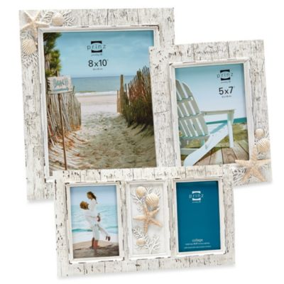 Natural/White Coastal Home Accents
