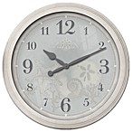 Tide Pool Wall Clock