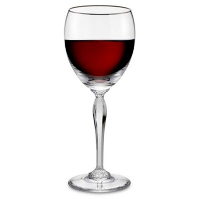 Marquis® by Waterford Allegra Platinum 8-Ounce Wine Glass