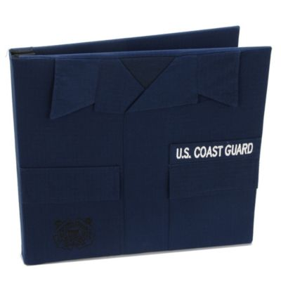 U.S. Coast Guard Corps Keepsake Album