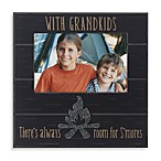 Malden® Grandkids 4-Inch x 6-Inch Picture Frame in Black