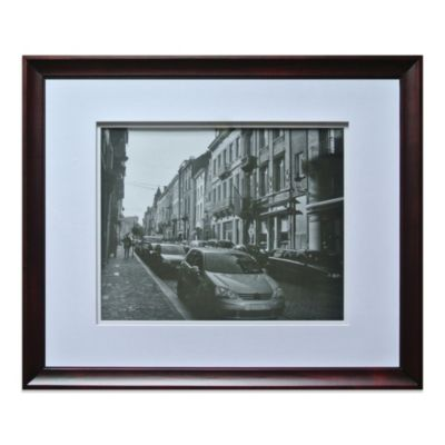Wall Gallery 16-Inch x 20-Inch Picture Frame in Espresso
