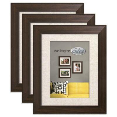 Set of Matted Frames