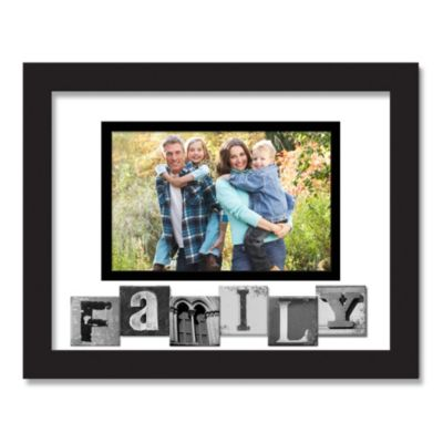 Family Sentiment Picture Frame Picture Frames