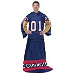 University of Arizona Player Uniform Comfy Throw
