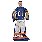 University of Florida Player Uniform Comfy Throw