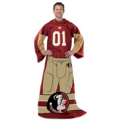 Florida State University Player Uniform Comfy Throw