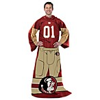 Florida State University Player Uniform Comfy Throw
