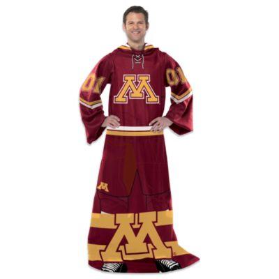 University of Minnesota Player Uniform Comfy Throw
