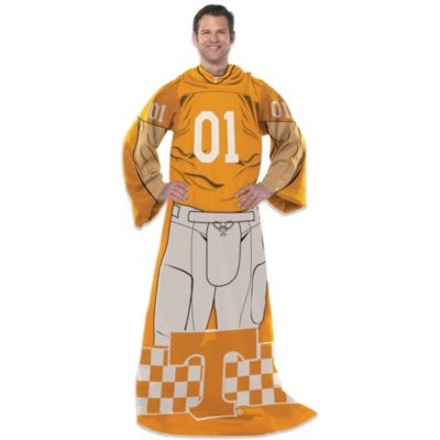 University of Tennessee Player Uniform Comfy Throw