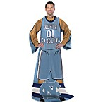 University of North Carolina Player Uniform Comfy Throw