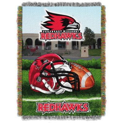 Southeast Missouri State University 48-Inch x 60-Inch Tapestry Throw Blanket