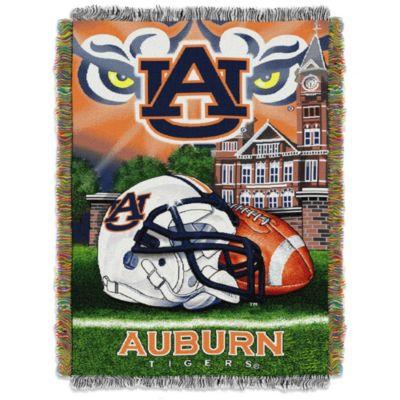 Auburn University Throw Blanket