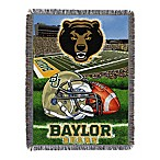 Baylor University 48-Inch x 60-Inch Tapestry Throw Blanket