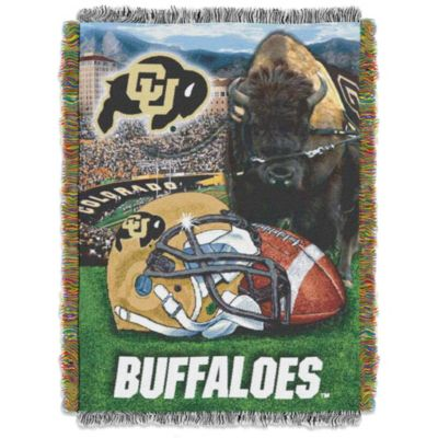University of Colorado Tapestry Throw Blanket