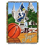 Creighton University 48-Inch x 60-Inch Tapestry Throw Blanket