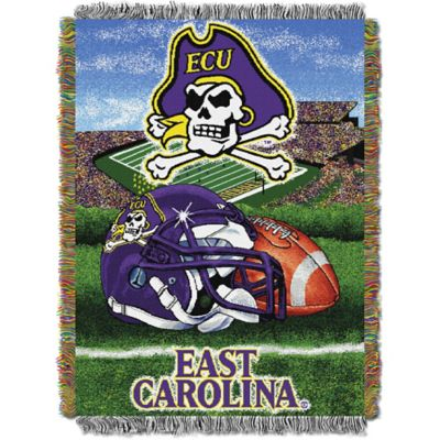 East Carolina University Tapestry Throw Blanket