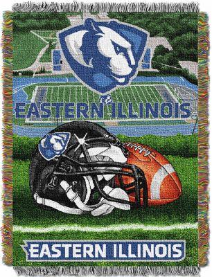 Eastern Illinois University Tapestry Throw Blanket