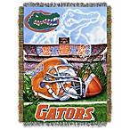 University of Florida 48-Inch x 60-Inch Tapestry Throw Blanket