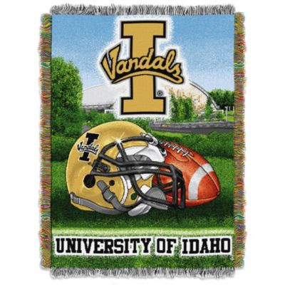 University of Idaho Tapestry Throw Blanket